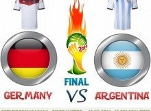 Watch Germany vs Argentina World Cup 2014 Final Online Free