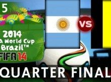 Watch Argentina Vs Belgium Free Online in HD