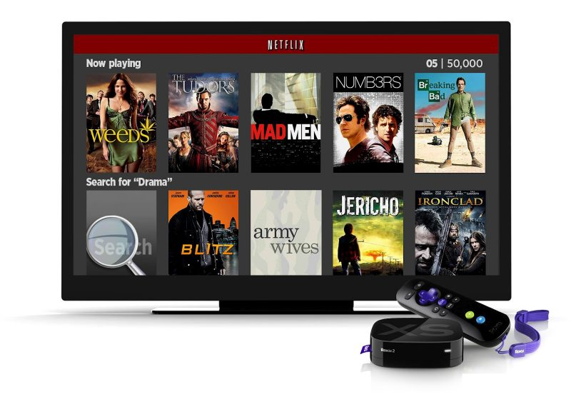 how to watch american netflix on roku vpn or dns proxies the vpn guru. Black Bedroom Furniture Sets. Home Design Ideas