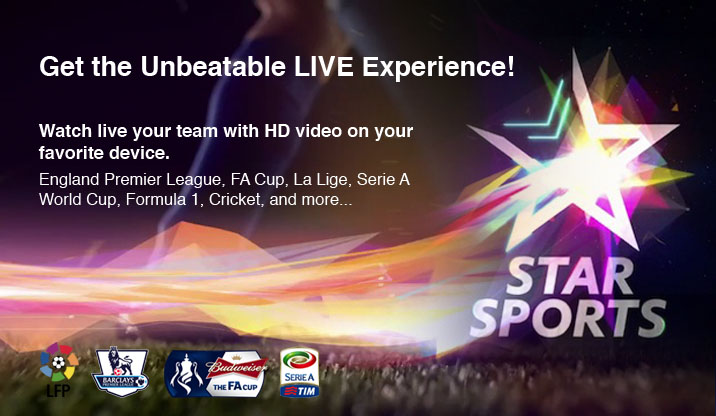 Unblock and watch Star Sports outside India using VPN or Smart DNS proxies