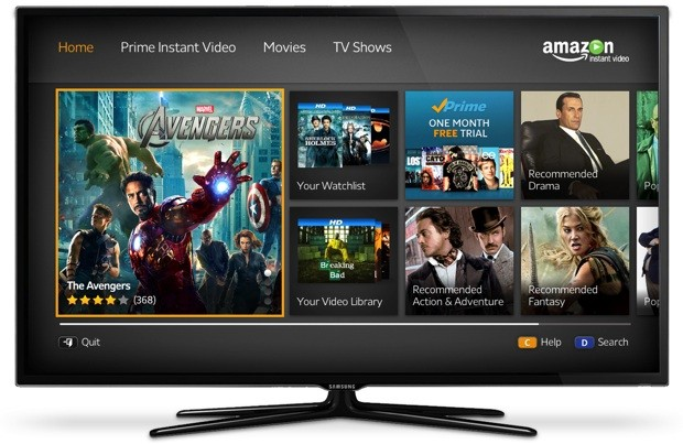 Watch American Amazon Instant Video on Smart TV outside USA VPN vs Smart DNS Proxy