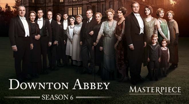 downton abbey free online