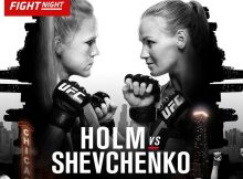 Watch UFC on Fox 20 Holm vs Shevchenko Bypass/Avoid UFC Fight Pass Blackouts