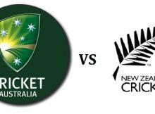 Watch Australia vs New Zealand ODI Series Free Live Stream