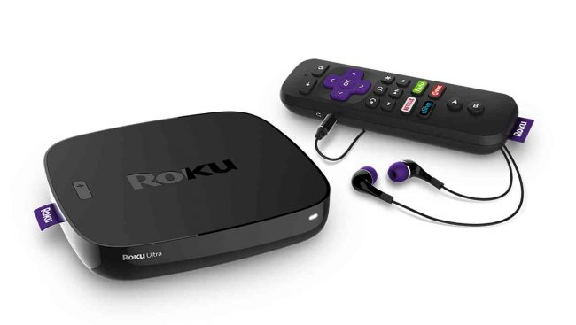 Watch American Channels on Roku Ultra outside USA