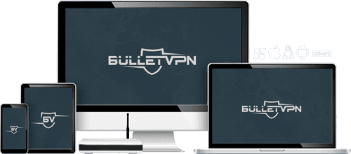 BulletVPN - Best VPN for Kodi