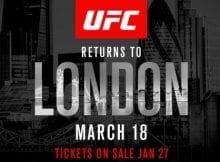 How to Watch UFC London Live Online