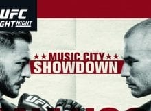 Stream UFC Nashville Blackout-Free