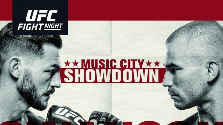Stream UFC Nashville Blackout-Free