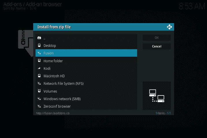 Select Fusion