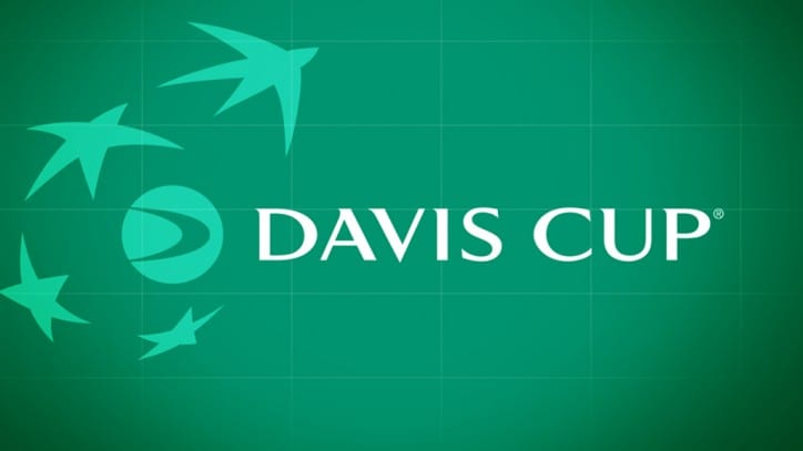 Live Centre - Davis Cup - The World Cup of Tennis
