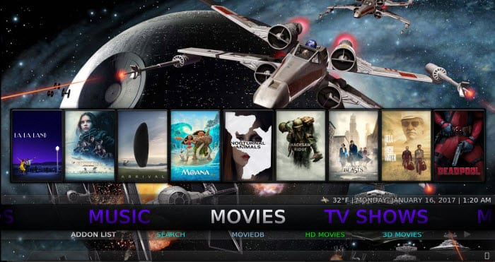 Best Kodi Build For Firestick Krypton
