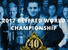 World Snooker Championship 2017 Free Live Stream