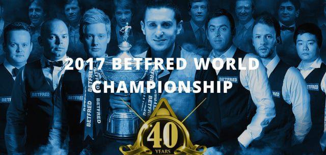 World Snooker Championship 2017 Free Live Stream