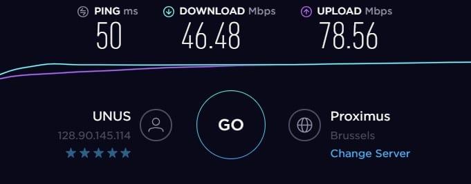 Belgium Server VyprVPN