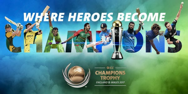 How To Watch ICC Champions Trophy 2017 Live Stream Online