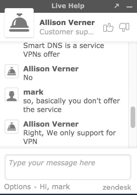 SaferVPN Smart DNS 2