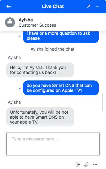 Smart DNS VyprVPN