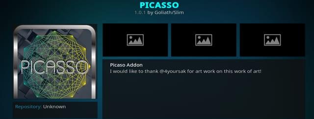 How to Install Picasso Kodi 17 Krypton Addon?