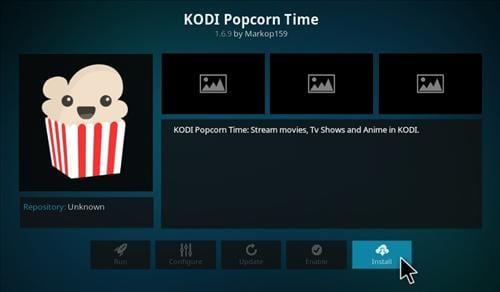How to Install Popcorn Time on Kodi 17 Krypton