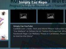 How to Install Cazwall Repo on Kodi 17 Krypton