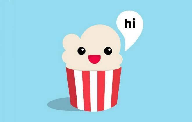Popcorn Time - Top Kodi Alternatives