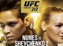 Stream Nunes vs Shevchenko 2 Online
