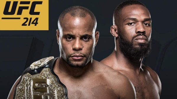 How to Watch UFC 214 Free Live Online?