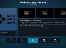 How to Install KodiNerds Repo on Kodi