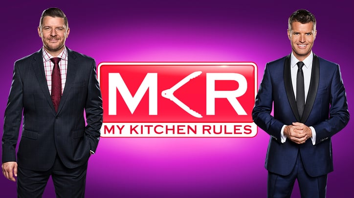 How To Watch My Kitchen Rules Season  Outside Australia
