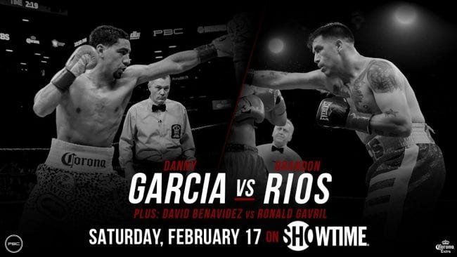 How to Watch Garcia vs Rios Live Streaming Online?