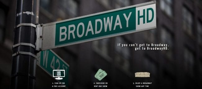 BroadwayHD - How Broadway Hopes To Cash In On Digital Streaming