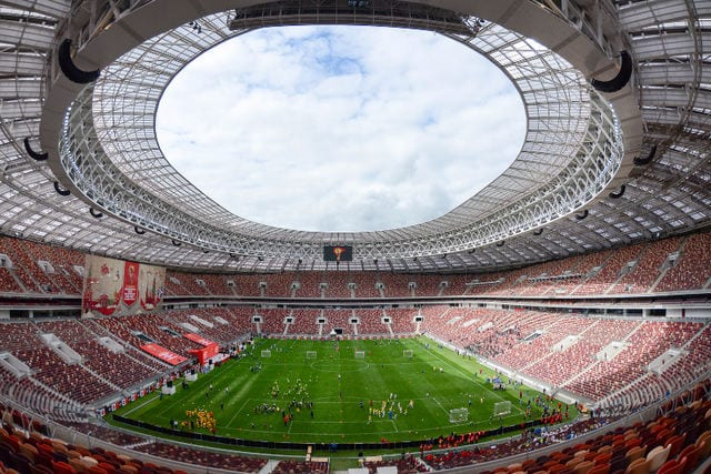 How to Watch World Cup 2018 Opening Ceremony Live