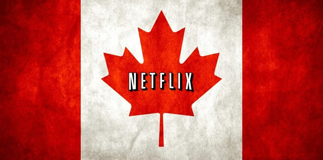 How to watch Netflix Canada outside USA