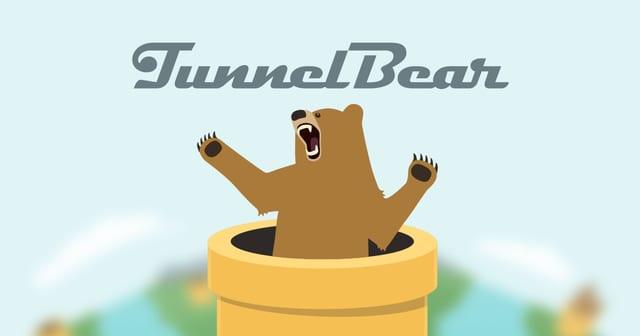 Best TunnelBear alternatives