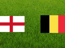 How to watch England VS Belgium Live Online