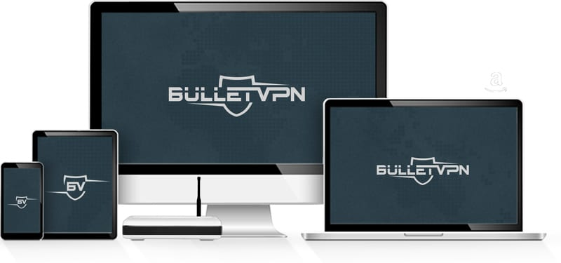 BulletVPN Cover