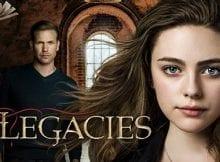 How to Watch Legacies Season 1 Online
