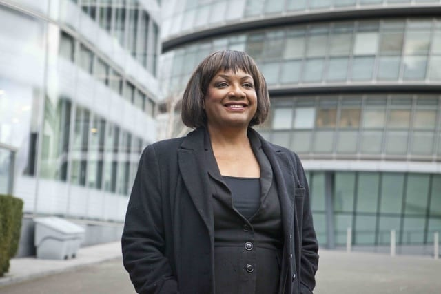 Shadow Home Secretary Diane Abbott Fell for Common Phishing Scam