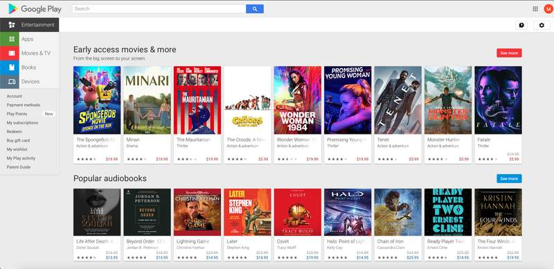 Google Play $ Currency
