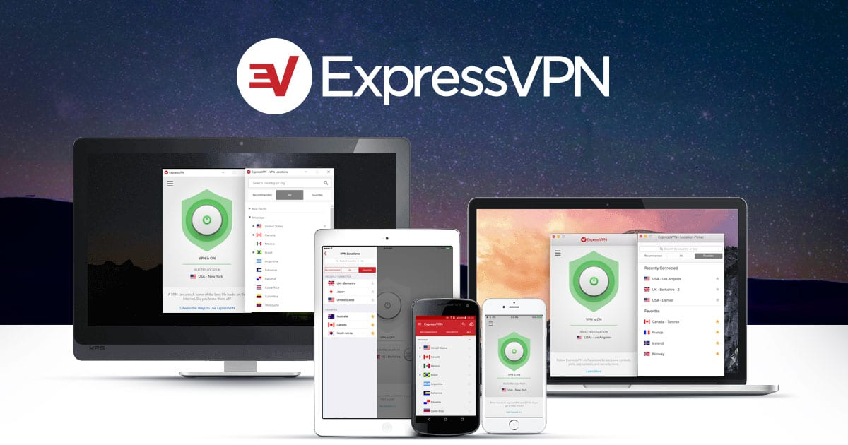 How to Sign Up for ExpressVPN