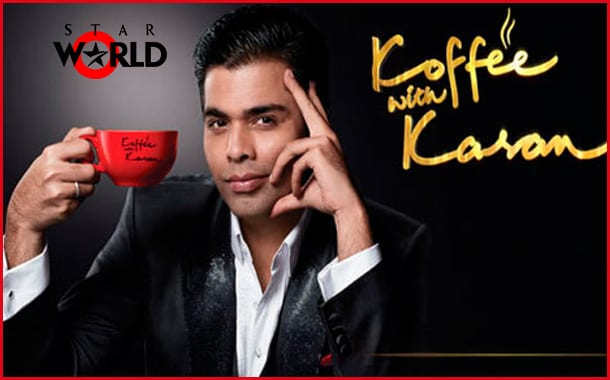 How to Watch Koffee With Karan Online