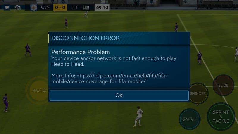 FIFA Lag