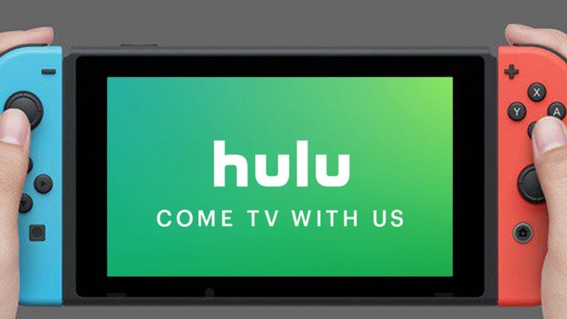How to Watch Hulu on Nintendo Switch outside USA