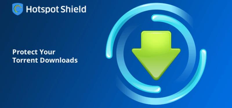 Torrenting Hotspot Shield