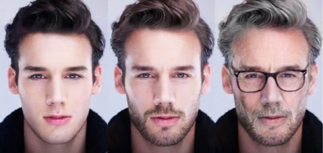Face App Transformation
