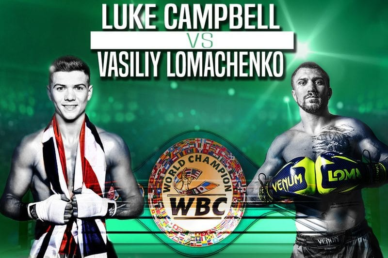 How to Watch Luke Campbell vs. Vasyl Lomachenko Live Online