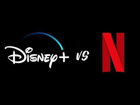 Netflix vs. Disney+