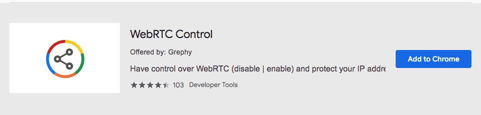 WebRTC Control