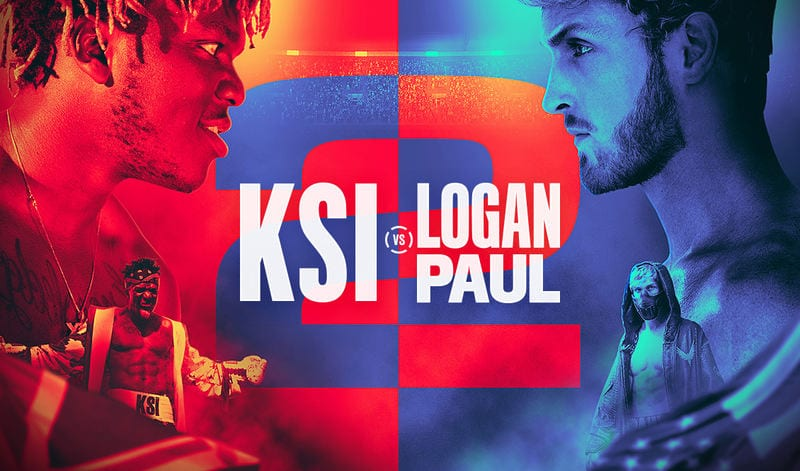How to Watch KSI vs Logan Paul 2 Live Online